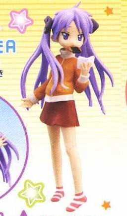 main photo of Figure Meister Lucky☆Star Private Collection: Hiiragi Kagami