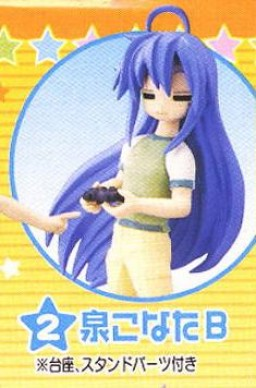 main photo of Figure Meister Lucky☆Star Private Collection: Izumi Konata