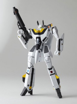 main photo of Revoltech: Valkyrie VF-1S Transformable Ver.