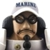 One Piece DX Marine Figure Vol. 1: Sengoku