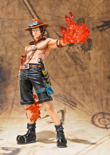 main photo of Figuarts Zero Portgas D. Ace