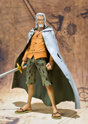 main photo of Figuarts Zero Silvers Rayleigh