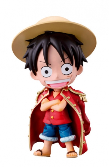 main photo of chibi-arts Monkey D. Luffy