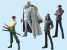 photo of One Piece High Spec Coloring Figure Vol. 5: Rob Lucci