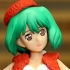 Banpresto Macross Frontier Christmas: Ranka Lee White Ver.