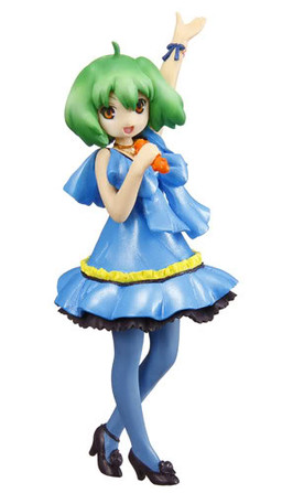 main photo of Macross Heroine 2: Ranka Lee Blue ver.
