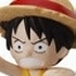 One Piece Road of Ace Rescue Straps: Monkey D. Luffy