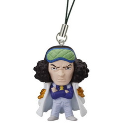 main photo of One Piece Road of Ace Rescue Straps: Aokiji
