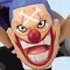 One Piece World Collectable Figure Vol. 11: Buggy the Clown