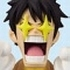 One Piece World Collectable Figure Vol.11: Monkey D. Luffy