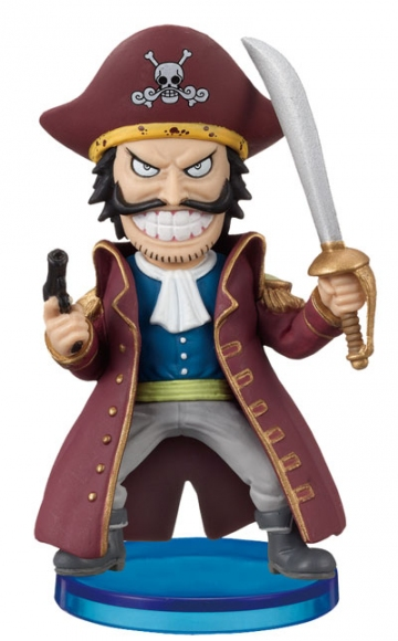 main photo of One Piece World Collectable Figure Vol.0: Gol D. Roger