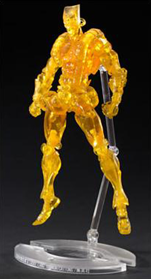 main photo of Super Action Statue The World Translucent Ver.
