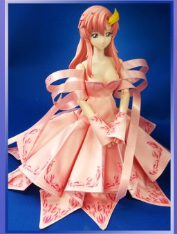 main photo of Action Figure Collection: Lacus Clyne Special ver.