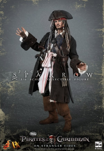 main photo of Movie Masterpiece Jack Sparrow