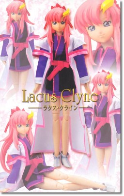 main photo of Action Figure Collection: Lacus Clyne