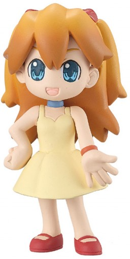 main photo of Petit EVA Gurashi Vol.4: Souryu Asuka Langley Yellow Dress Ver.