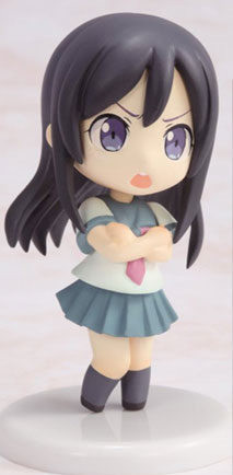 main photo of Ore no Imouto Toys Works 2.5: Ayase Aragaki Angry ver.
