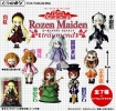photo of Palm Characters Rozen Maiden Träumend Barasuishou