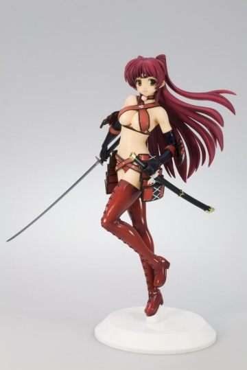 main photo of Kousaka Tamaki Red Samurai Ver.