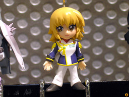 main photo of Gundam Seed Destiny Chibi Figure Keychain Version 2: Cagalli Yula Athha