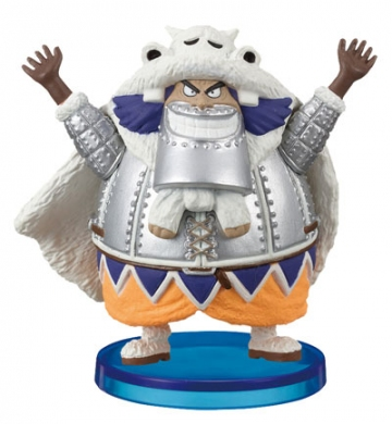 main photo of One Piece World Collectable Figure Vol.13: Wapol