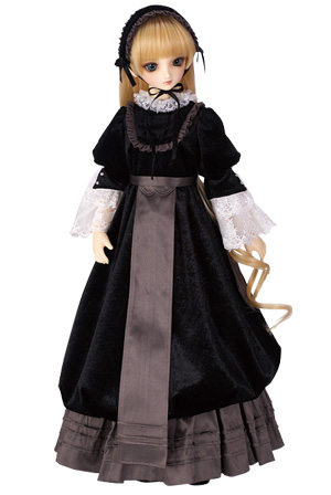 main photo of Gosick Super Dollfie: Victorique de Blois