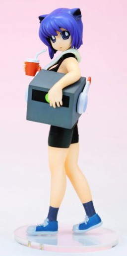 main photo of Pani Poni Dash! One Coin Grande Figure Collection: Serizawa Akane