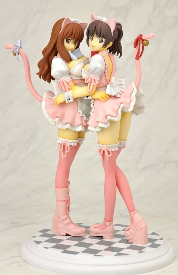 main photo of E2 Original Cat Eared Maid Pink ver.