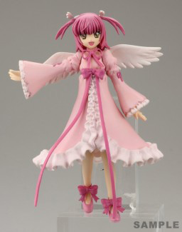 main photo of SR Shugo Chara #2: Hinamori Amu Angel Ver.