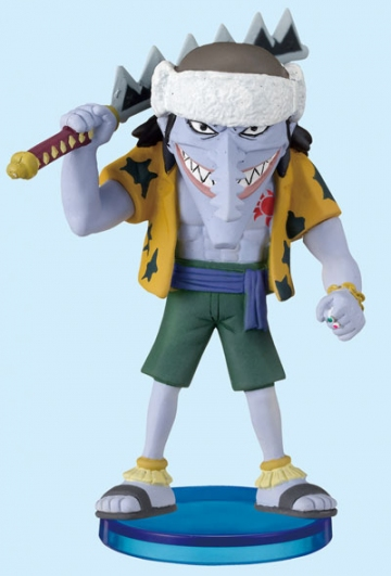 main photo of One Piece World Collectable Figure Vol. 12: Arlong