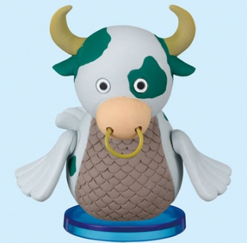 main photo of One Piece World Collectable Figure Vol. 12: Mohmoo