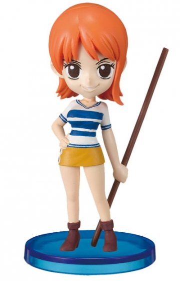 main photo of One Piece World Collectable Figure Vol. 12: Nami
