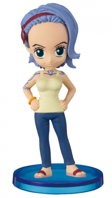 main photo of One Piece World Collectable Figure Vol. 12: Nojiko