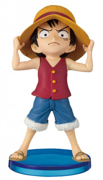 main photo of One Piece World Collectable Figure Vol. 12: Luffy