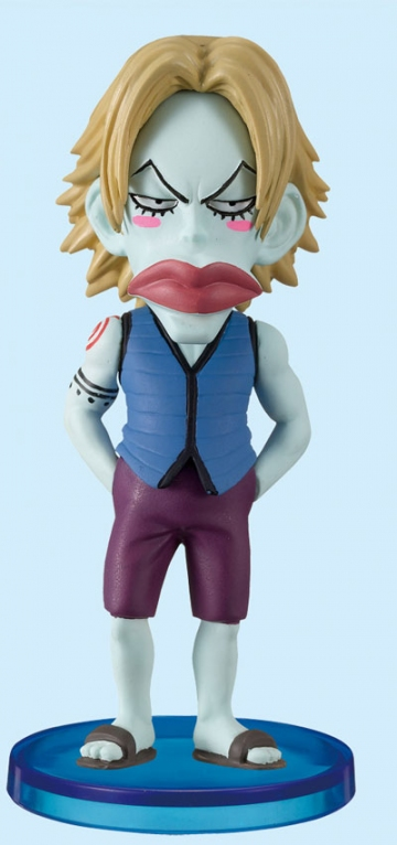 main photo of One Piece World Collectable Figure Vol. 12: Chew