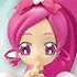 Heartcatch Pretty Cure DX Girls Figure: Cure Blossom