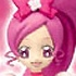 Heartcatch Pretty Cure DX Girls Figure: Cure Blossom 2