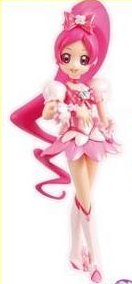 main photo of Bandai Precure Cutie Figure Heartcatch Precure!: Cure Blossom