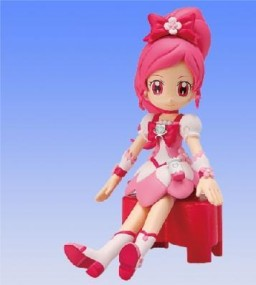 main photo of Bandai Action Figure Heartcatch Precure!: Cure Blossom