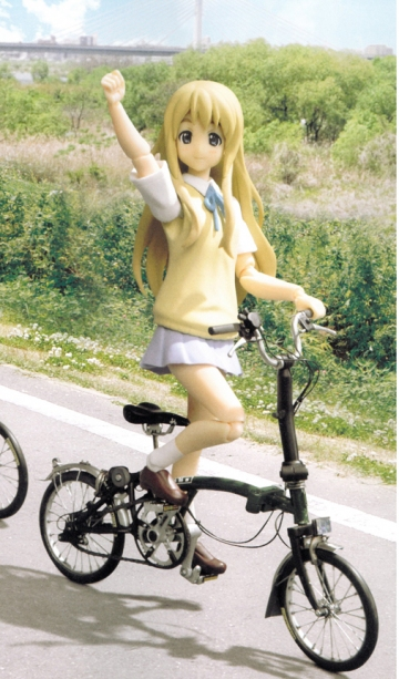 main photo of figma Kotobuki Tsumugi Summer Uniform Ver.