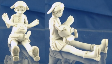 main photo of Range Murata PSE Solid Collection (Pse04) Ivory Ver.