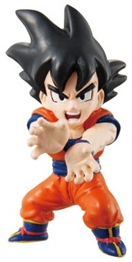 main photo of 40th Weekly Jump: Son Goku