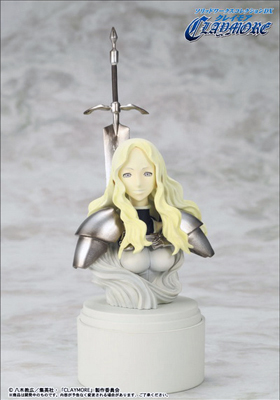 main photo of Solid Works Collection DX Claymore: Teresa