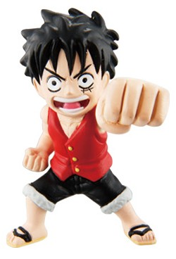main photo of 40th Weekly Jump: Luffy