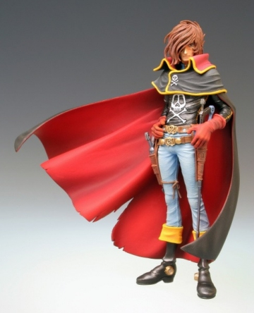main photo of Chapter of Harlock Part.2: Captain Harlock blue-pants Ver.