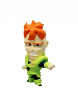 main photo of Anime Heroes Dragonball Z #3: Ju-roku Gou (Android 16)