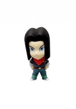 main photo of Anime Heroes Dragonball Z #3: Ju-nana Gou (Android 17)
