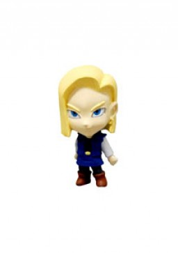 main photo of Anime Heroes Dragonball Z #3: Ju-hachi Gou (Android 18)