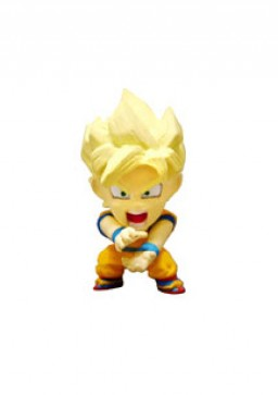 main photo of Anime Heroes Dragonball Z #3: Son Goku SSJ
