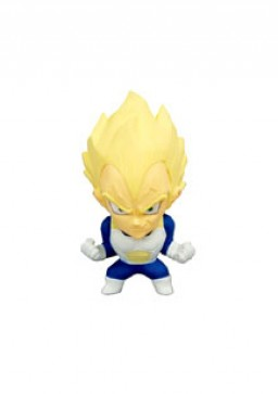 main photo of Anime Heroes Dragonball Z #3: Vegeta SSJ